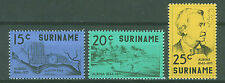 SURINAM/SURINAME 1971 MNH SC.392/94 Found.of Albina by A.Kappler