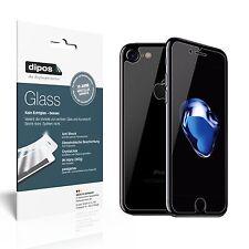 dipos Glass Panzerglasfolie Apple iPhone 7 (Vorder- und Rückseite) Schutzfolie