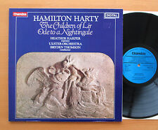 ABRD 1051 Hamilton Harty Children Of Lir & Ode To A Nightingale Chandos NM/VG