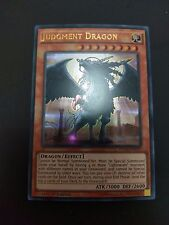 YUGIOH JUDGMENT DRAGON ULTRA RARE NEAR MINT DUSA-EN070