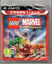 """LEGO Marvel Super Heroes """"NUOVO & Sealed' * PS 3 *"""