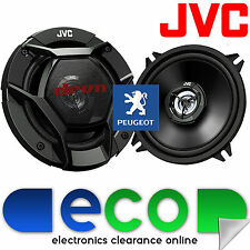 "Peugeot 1007 2004 JVC 5.25"" 13cm 520 Watts 2 Way Speakers Front Or Rear Upgrade"