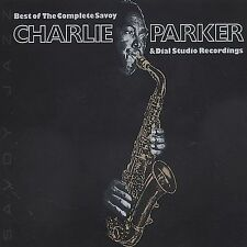 Best of the Complete Savoy and Dial Studio Recordings by Charlie Parker (Sax)...