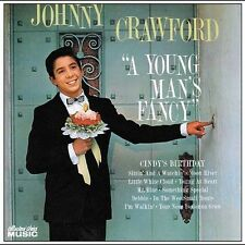 JOHNNY CRAWFORD - A Young Man's Fancy - (CD, Sep-2004, Collectors' Choice-MINT