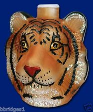 *Tiger Head* [52067] Old World Christmas Glass Light Cover - NEW