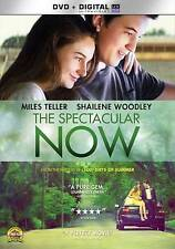 The Spectacular Now (DVD, 2014)