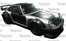 RPG GT3 Style Front Rear Wide Fender Flare Kit for Porsche 964 993 Carrera C2 C4