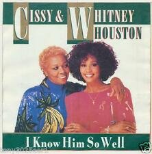 WHITNEY HOUSTON   I KNOW HIM SO WELL  JUST THE LONELY TALKING AGAIN