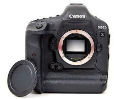 Canon EOS-1D X nur 27.000 Auslösungen