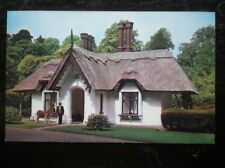 POSTCARD KERRY KILLARNEY - A THATCHED COTTAGE
