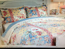 Quilt Set Twin Size Clever Carriage Home 'Cotswold' NWOT