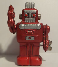 ROBOTS : TINTOY ROBOTO WIND-UP MODEL MADE IN JAPAN - SMALL MODEL