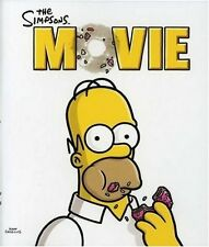THE SIMPSONS MOVIE New Sealed Blu-ray