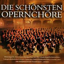 CD Die Most beautiful Opernchöre by Various Artists 3CDs