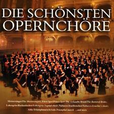 CD Die Schönsten Opernchöre von Various Artists 3CDs