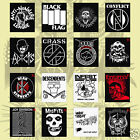 PUNK BACK PATCHES exploited joy division discharge descendents infest cramps dk