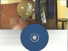 PROMO CD SAMPLER w/ IRON MAIDEN Kylie Minogue COLDPLAY Doves MADE IN EUROPE 2000