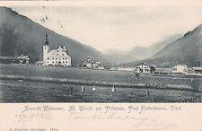 AUSTRIA - St. Ulrich am Pillersee - Seewirt Widmoser - Post Fieberbrunn - 1902