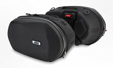 GIVI  3D600 EASYLOCK MOTORCYCLE SADDLE BAGS SIDE PANNIERS NEW (PAIR)