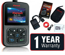HONDA DIAGNOSTIC SCANNER TOOL RESET ERASE CODE READER ABS SRS CHECK ENGINE OBD2