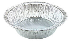 "Handi-Foil 5"" Tart Pan Disposable Aluminum Mini Pot Pie Baking Plate Tin 250/PK"