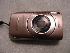 LikeNew Canon Powershot SD4000 IS IXUS 300 HS 14MP Digital Camera - Silver