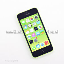 Apple iPhone 5C 8GB Green Factory Unlocked / SIM FREE Smartphone / Mobile Phone