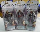 McFarlane Toys ASSASSIN'S CREED Series 1 Set of 3 Figures New Sealed