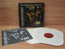 The Smithsonian Collection of Classic Jazz (P6 11891) 6 LP vinyl w/ 46 Pg Insert