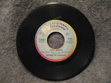"45 RPM 7"" Record Sounds Of Sunshine Linda The Untouchable & Love Means R-896"