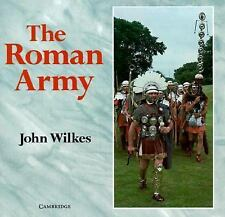 The Roman Army (Cambridge Introduction to World History)-ExLibrary