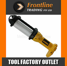DEWALT DC527 18V CORDLESS NANO BASE FLUORESCENT AREA LIGHT TORCH LANTERN