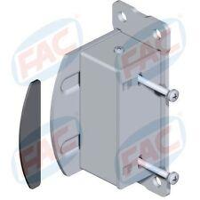 Battente Porta-incontro con Piastra 4 Fori per Elettroserrature VC5211.040 FAC