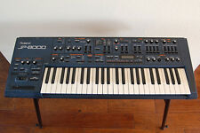 Roland JP-8000 Analog Modeling Synthesizer Needs Repair