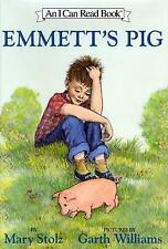 Emmett's Pig (I Can Read Book 2)-ExLibrary