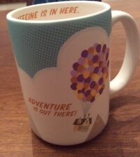New Disney Pixar Up Coffee Cup Mug Adventure Is Out There Hallmark 2015