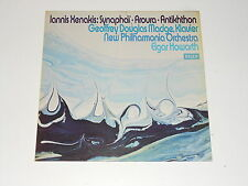 IANNIS XENAKIS - LP - Synaphai - Aroura - Antikhthon - Decca 6.42286 - Howarth