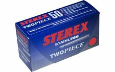 Sterex Stainless Two Piece Needles box of 50 F5's For Electrolysis