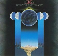 KING'S X - Out Of The Silent Planet  (CD 1988) 781825-2 ATLANTIC