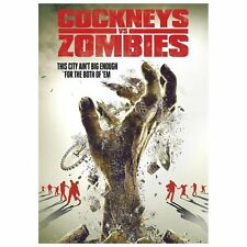 New: COCKNEYS VS ZOMBIES (Harry Treadaway, Georgia King) horror DVD [V15]