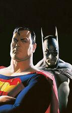 "Set Of 21 Alex Ross DC Universe 6"" x 4"" Animation Photo Prints  JLA  JSA  Batman"