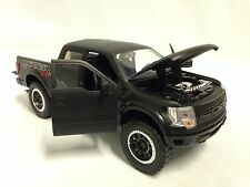 2011 Ford F-150 SVT Raptor, Collectible, Diecast 1:24 , Jada Toys, DSP, Black