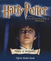 Harry Potter At Hogwarts Jigsaw Sticker (2001, Taschenbuch)