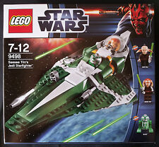 LEGO STAR WARS - 9498 SAESEE TIIN'S JEDI STARFIGHTER  *NUEVO SELLADO/NEW SEALED*