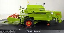 SCHUCO SCALA 1/43 450298800 Claas Senatore COMBINE HARVESTER pressofusione modello agricolo