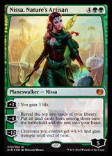 [1x] Nissa, Nature's Artisan - Planeswalker Deck Exclusive [x1] Kaladesh Near Mi