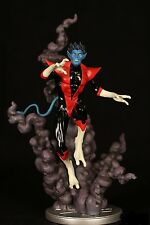 SIGNED & SKETCHED By R. BOWEN NIGHTCRAWLER X-FORCE STATUE X-MEN Sideshow FIGURE