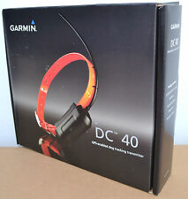 Garmin DC40 GPS Enanbled Dog Tracking Collar VHF Transmitter  NEW (Only Collar)