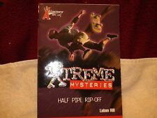 X Treme Mysteries : Half Pipe Rip-Off Bk. 4 by Laban Hill (1998, Paperback)