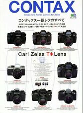All CONTAX Camera Special Guide Book from RTS to 645・N RXII 2003 JAPAN